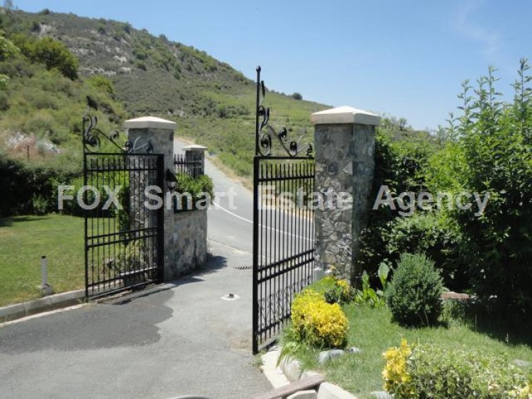 For Sale 5 Bedroom Detached House in Pera pedi, Limassol 17
