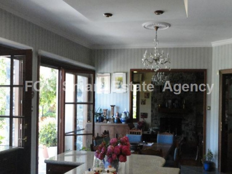 For Sale 5 Bedroom Detached House in Pera pedi, Limassol 19