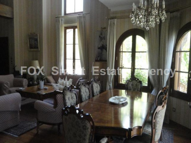 For Sale 5 Bedroom Detached House in Pera pedi, Limassol 20