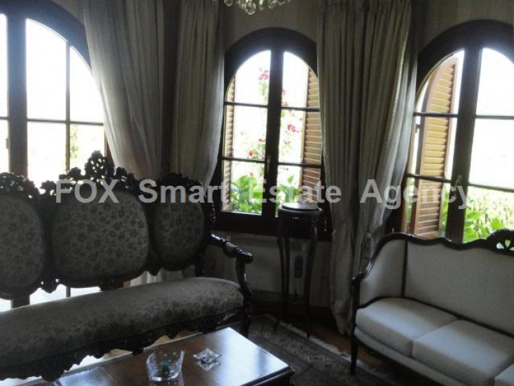 For Sale 5 Bedroom Detached House in Pera pedi, Limassol 22