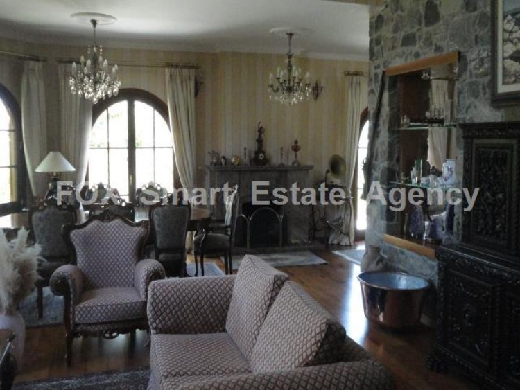 For Sale 5 Bedroom Detached House in Pera pedi, Limassol 23