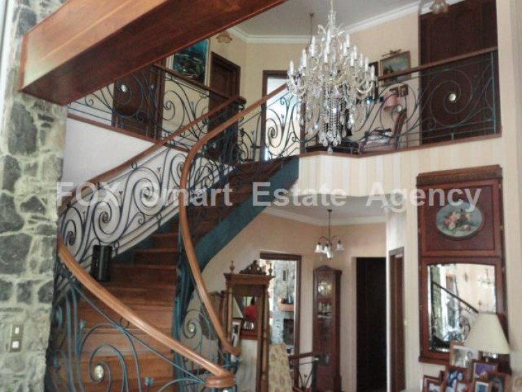 For Sale 5 Bedroom Detached House in Pera pedi, Limassol 25