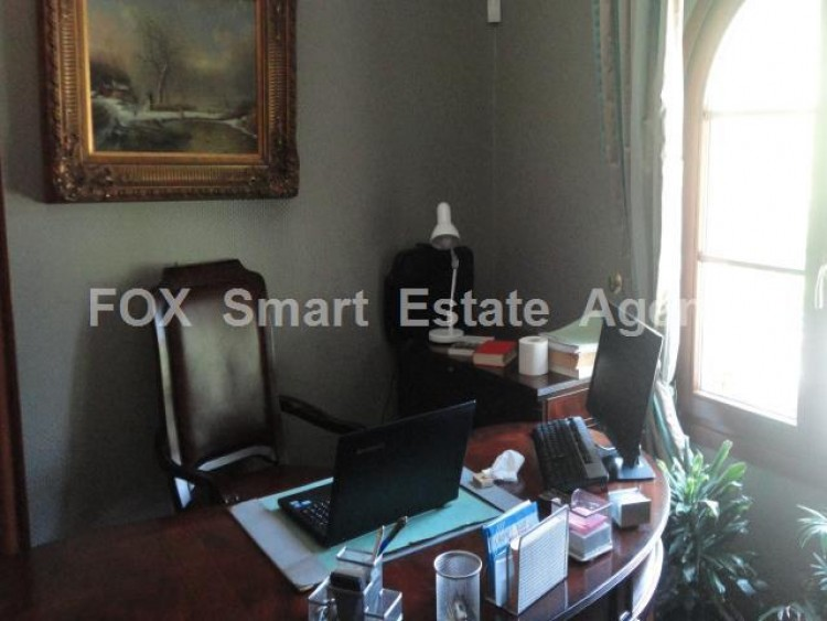 For Sale 5 Bedroom Detached House in Pera pedi, Limassol 26
