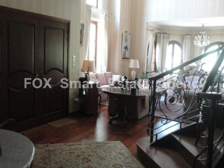For Sale 5 Bedroom Detached House in Pera pedi, Limassol 27