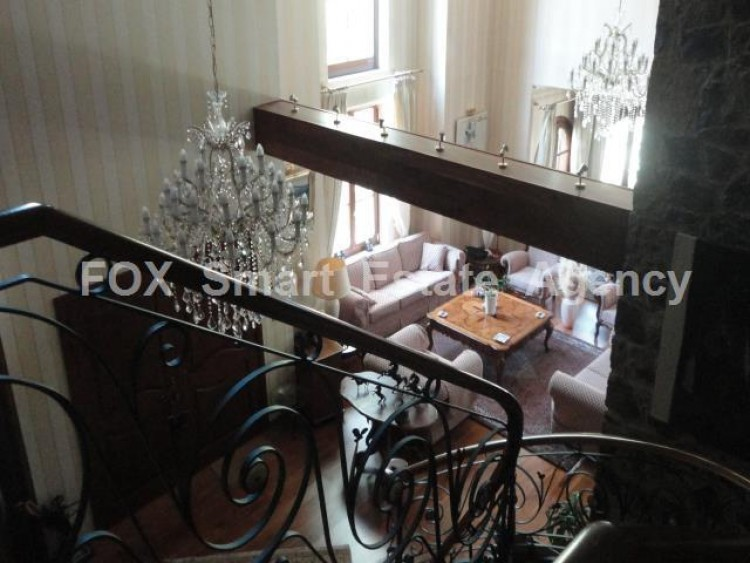 For Sale 5 Bedroom Detached House in Pera pedi, Limassol 33