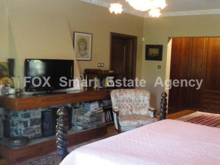 For Sale 5 Bedroom Detached House in Pera pedi, Limassol 34