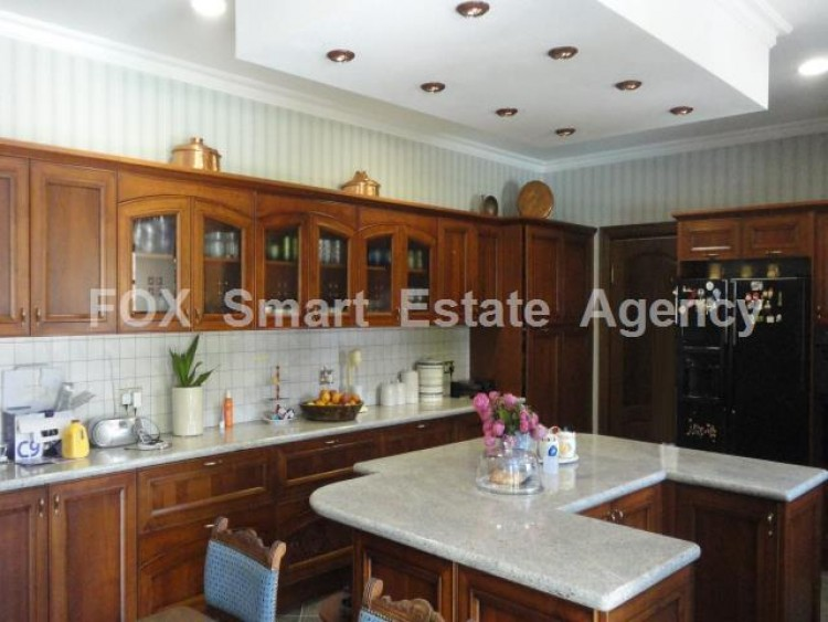 For Sale 5 Bedroom Detached House in Pera pedi, Limassol 4