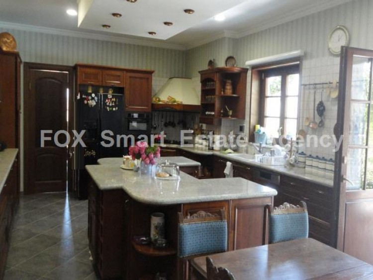 For Sale 5 Bedroom Detached House in Pera pedi, Limassol 5