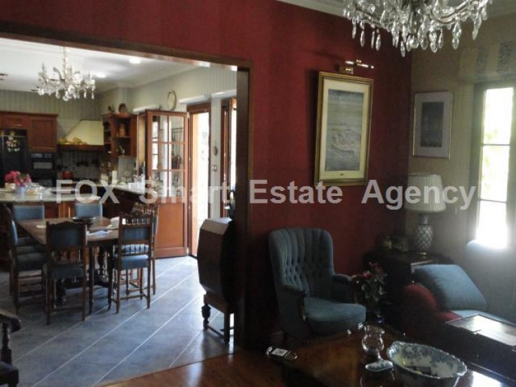 For Sale 5 Bedroom Detached House in Pera pedi, Limassol 6