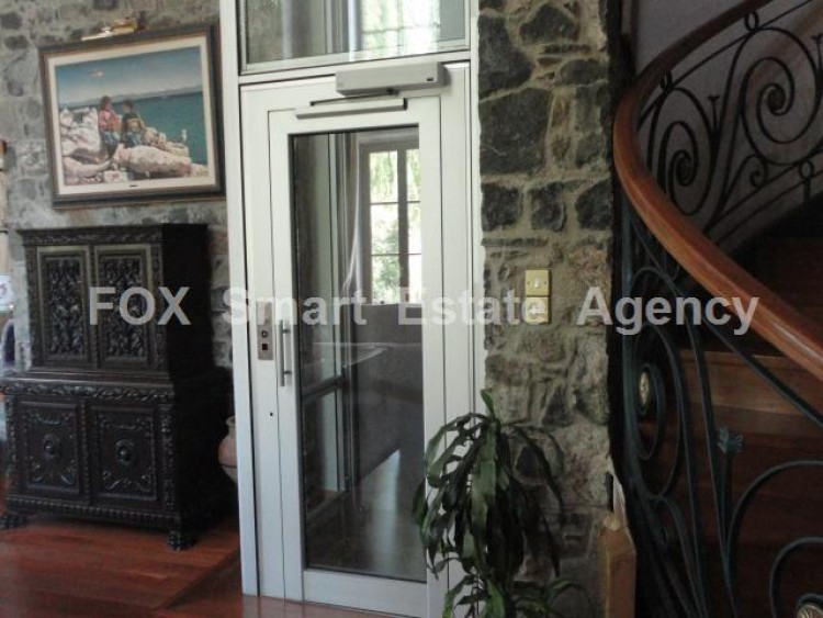 For Sale 5 Bedroom Detached House in Pera pedi, Limassol 7