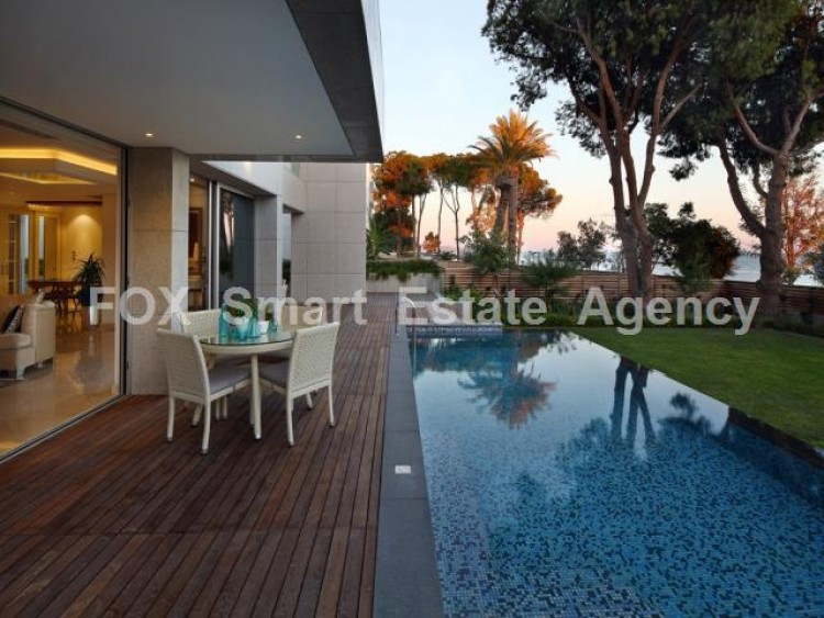 For Sale 3 Bedroom Duplex Apartment in Potamos germasogeias, Limassol