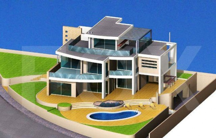 For Sale 7 Bedroom Detached House in Germasogeia, Limassol
