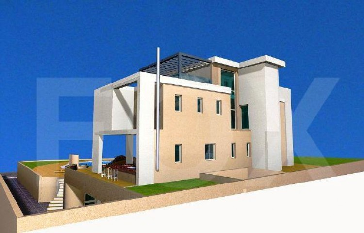 For Sale 7 Bedroom Detached House in Germasogeia, Limassol 9