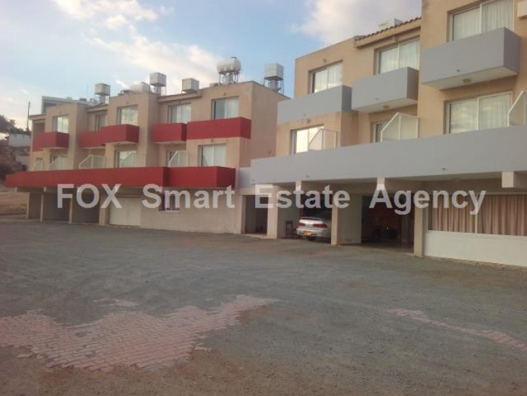 Building in Agia paraskevi, Germasogeia, Limassol